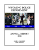 Police Department 2011 Annual Report