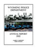 Police Department 2012 Annual Report