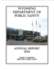 Police Department 2014 Annual Report