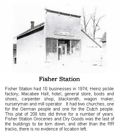 Fisher Station