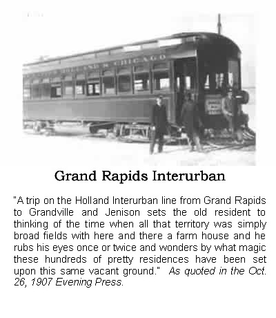 Grand Rapids Interurban