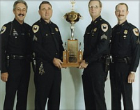 Police Win Trophy