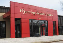 Wyoming Senior Center (WSC)